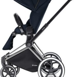 Cybex Priam Rattaat Runko Trekking Chrome/Midnight Blue
