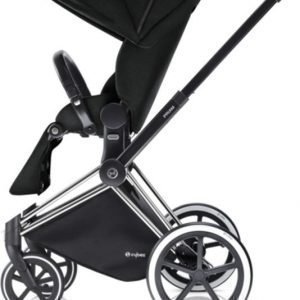 Cybex Priam Rattaat Runko Trekking Chrome/Stardust Black