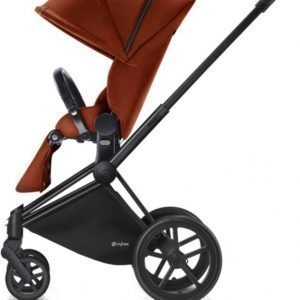 Cybex Priam Rattaat Runko Trekking Matt Black/Autumn Gold