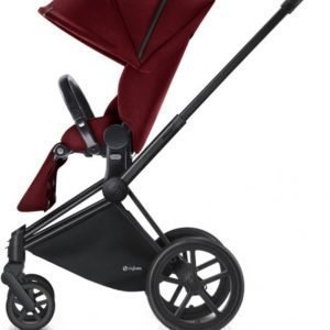 Cybex Priam Rattaat Runko Trekking Matt Black/Infra Red