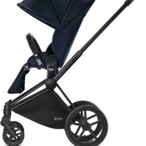 Cybex Priam Rattaat Runko Trekking Matt Black/Midnight Blue