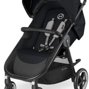 Cybex Rattaat Agis M-Air 4 Stardust Black