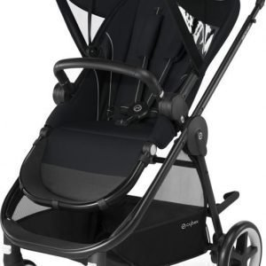 Cybex Rattaat Iris M-Air Stardust Black