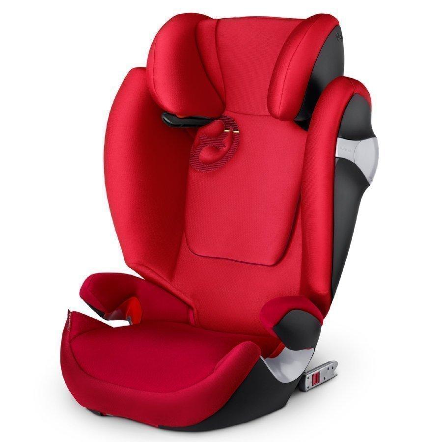 cybex solution m fix 2017 infra red turvavy istuin. Black Bedroom Furniture Sets. Home Design Ideas