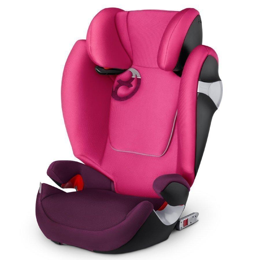 Cybex Solution M Fix 2017 Mystic Pink Turvavyöistuin