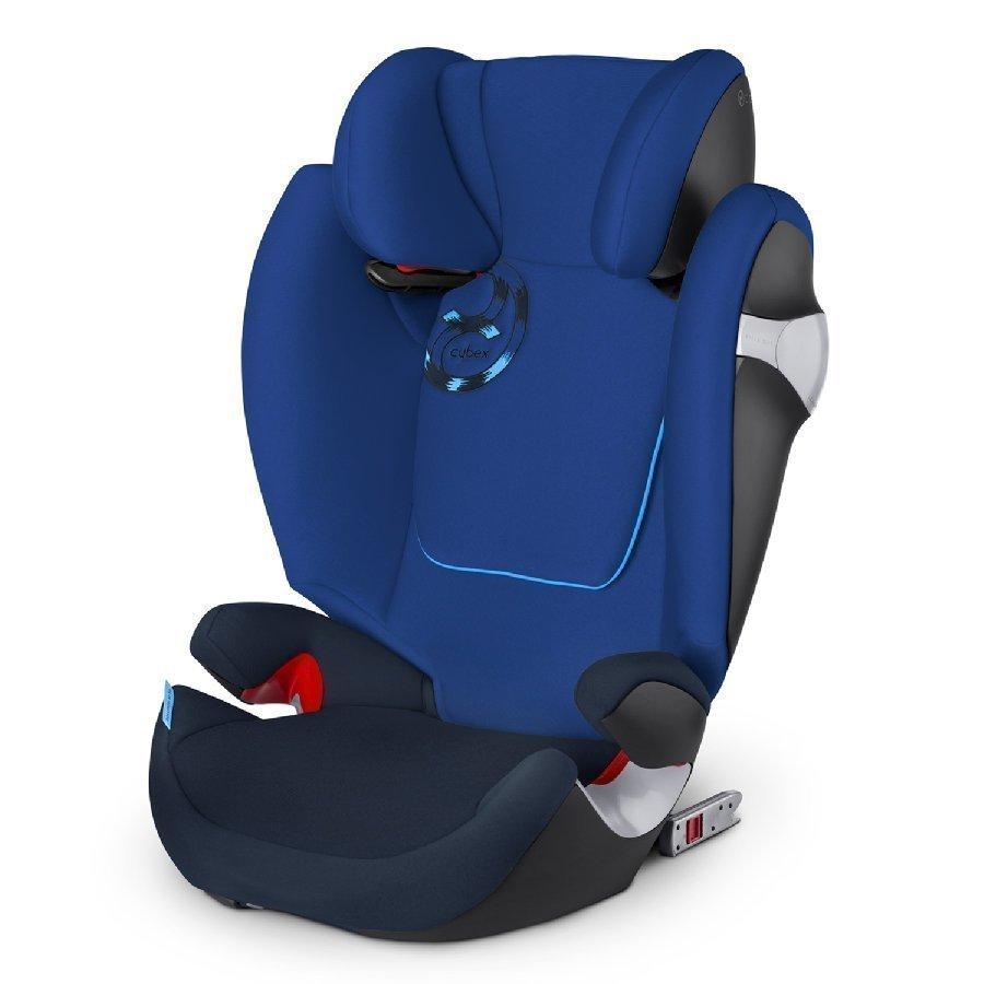 Cybex Solution M Fix Royal Blue Turvavyöistuin