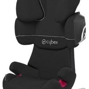 Cybex Vyöistuin Solution X2-Fix Pure Black