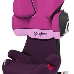Cybex Vyöistuin Solution X2-Fix Purple Rain