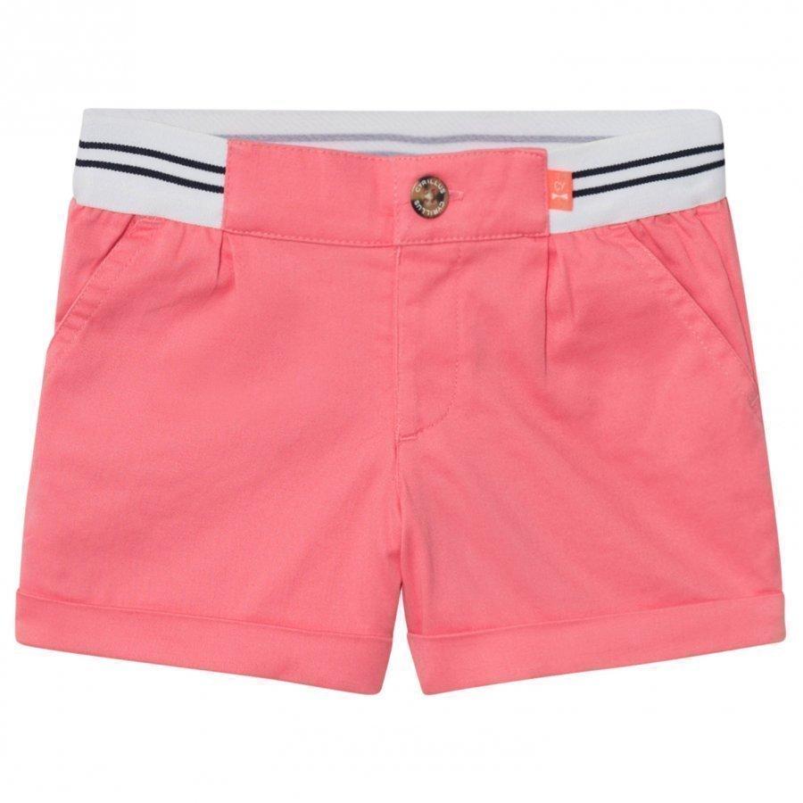 Cyrillus Pink Chino Shorts Shortsit