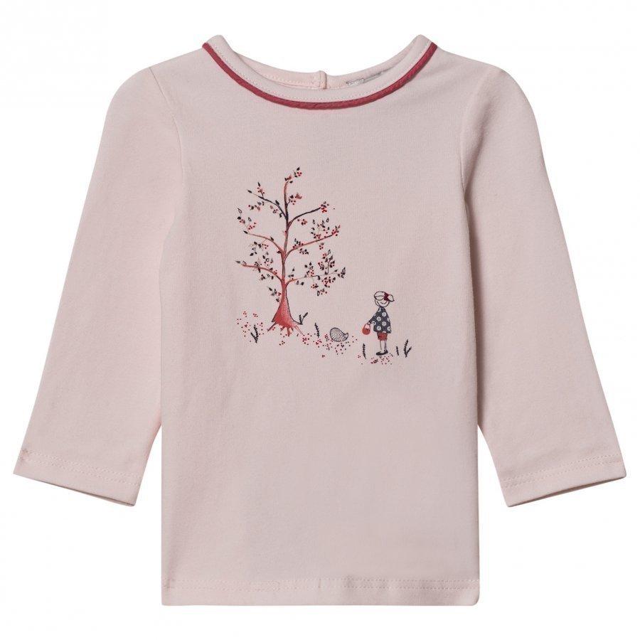 Cyrillus Rose Pale T-Shirt T-Paita