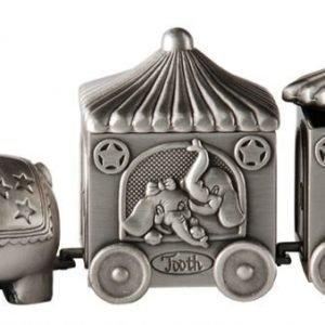 Dacapo Norsu ja kaksi vaunua Hopea