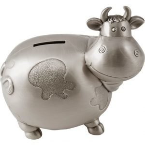 Dacapo Säästölipas Lehmä Hopea