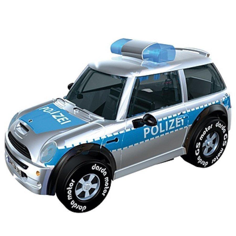 Darda Auto Mini Cooper Polizei