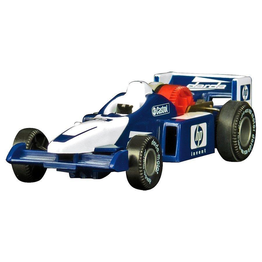 Darda Formula 1 Kilpa Auto Sininen