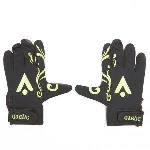 Daricia Karakal Gaelic Gloves Käsineet Musta