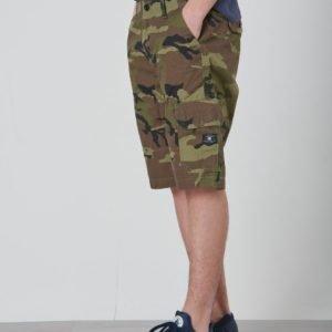 Dc Ripstop Cargo Short 18.5 Boy Shortsit Vihreä