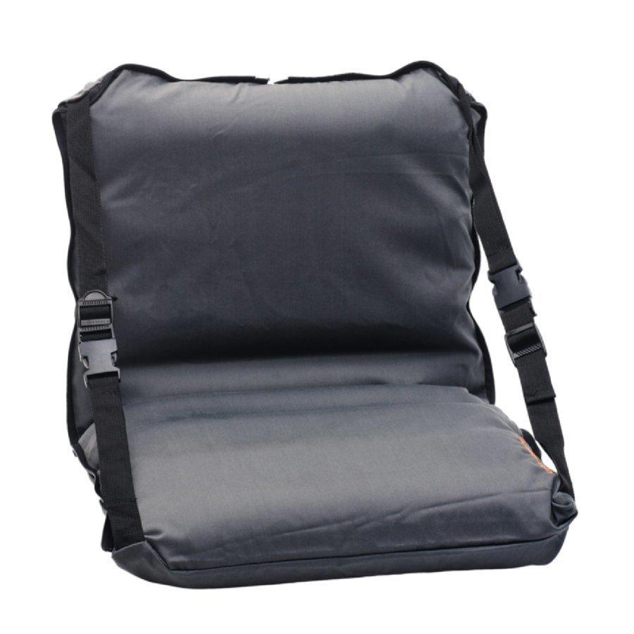 Deryan Air Traveller Vauvan Sänky / Istuin Lentokoneeseen Black Grey