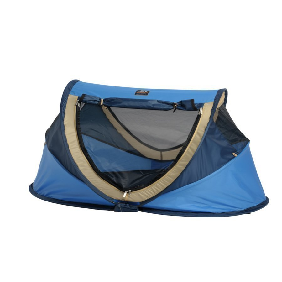 Deryan Matkasänky / Teltta Travel Cot Peuter Luxe Blue