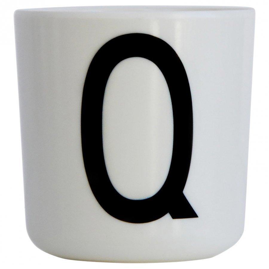 Design Letters Aj Melamin Cup Q Nokkamuki