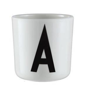 Design Letters Arne Jacobsen F Melamiinikuppi