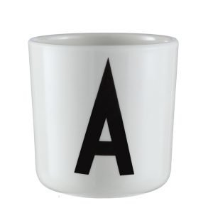 Design Letters Arne Jacobsen I Melamiinikuppi