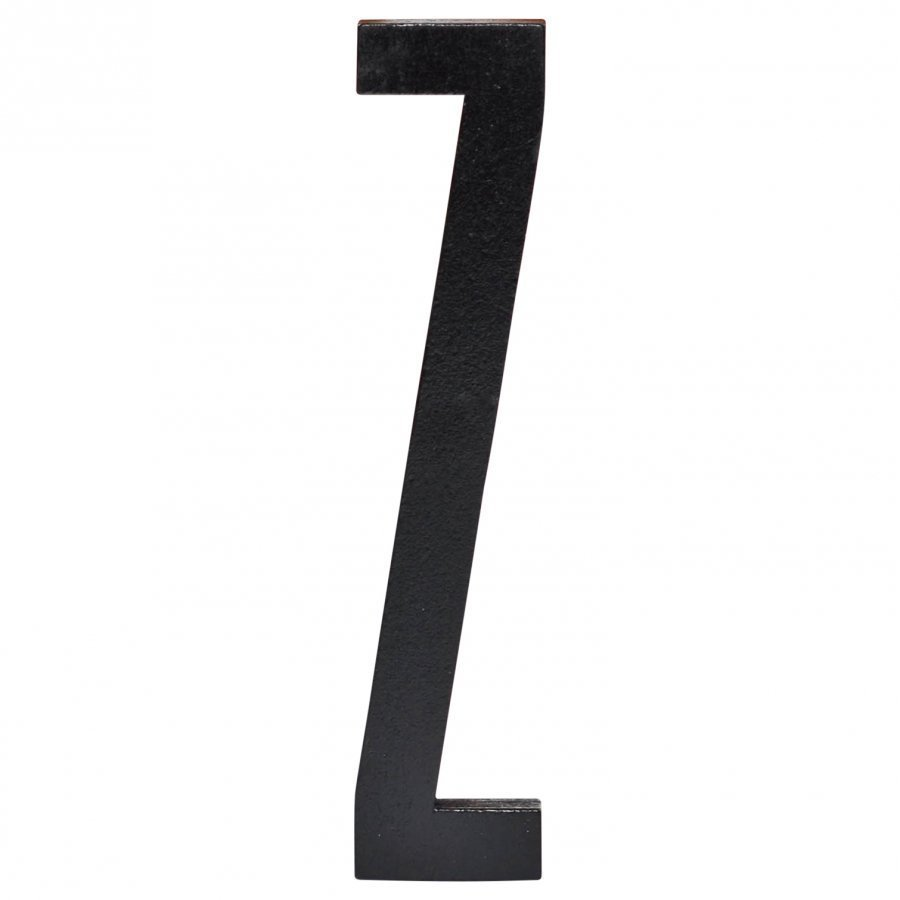 Design Letters Black Wooden Letters Z Juliste
