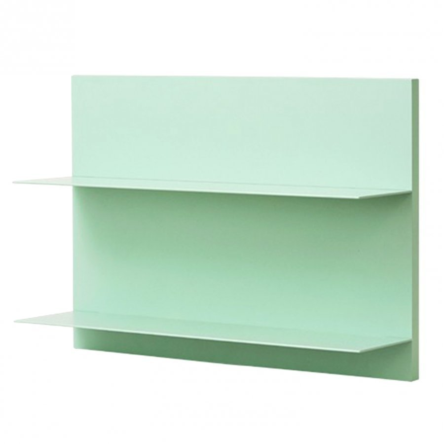 Design Letters Green Paper Shelf A3 Hylly
