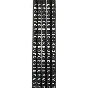 Design Letters Kyniä 5 Kpl