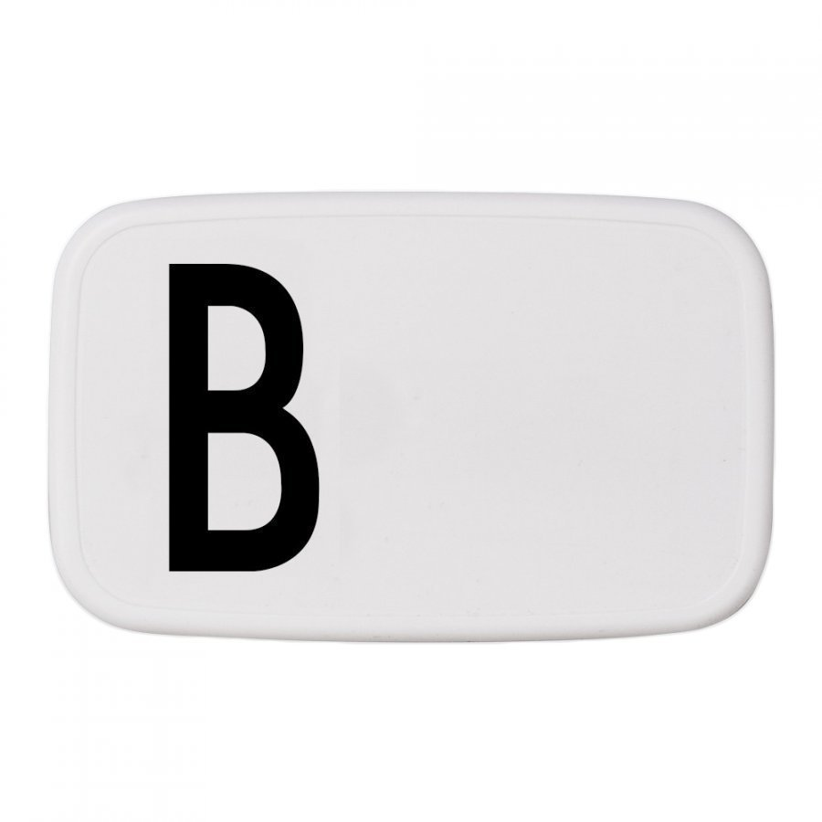 Design Letters Personal Lunch Box B Lounasrasia