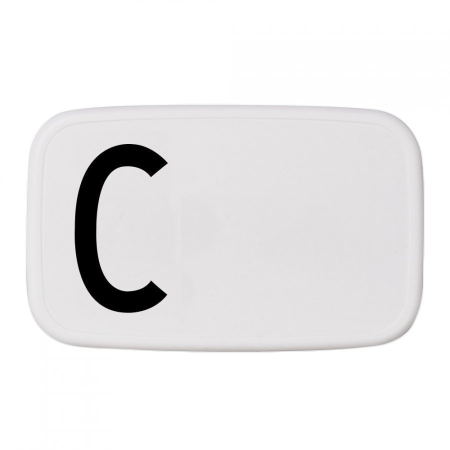 Design Letters Personal Lunch Box C Lounasrasia