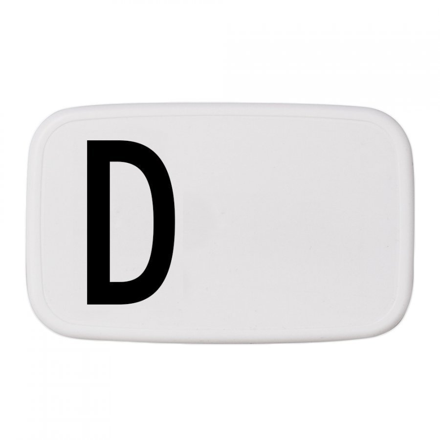 Design Letters Personal Lunch Box D Lounasrasia