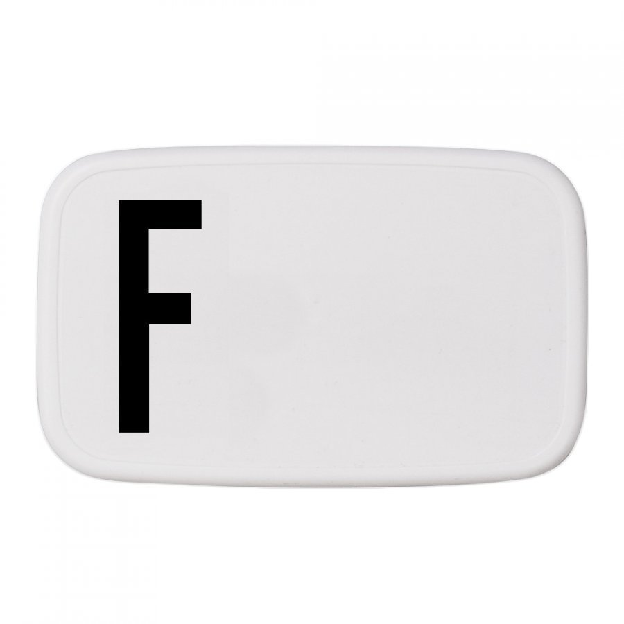 Design Letters Personal Lunch Box F Lounasrasia