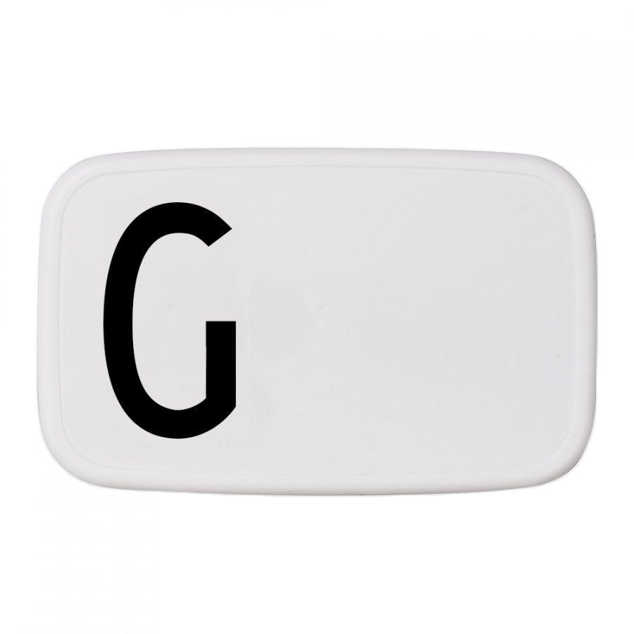 Design Letters Personal Lunch Box G Lounasrasia
