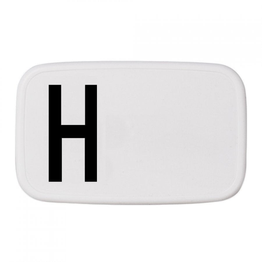 Design Letters Personal Lunch Box H Lounasrasia