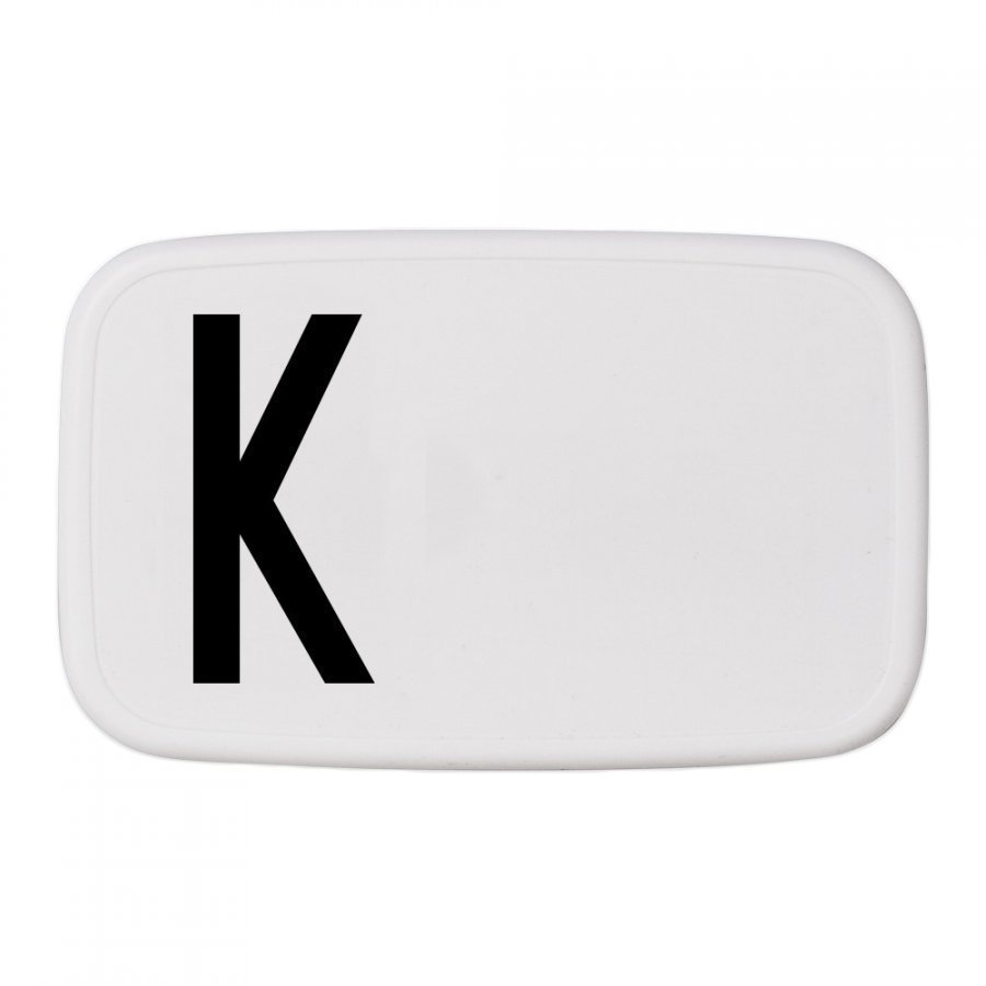 Design Letters Personal Lunch Box K Lounasrasia