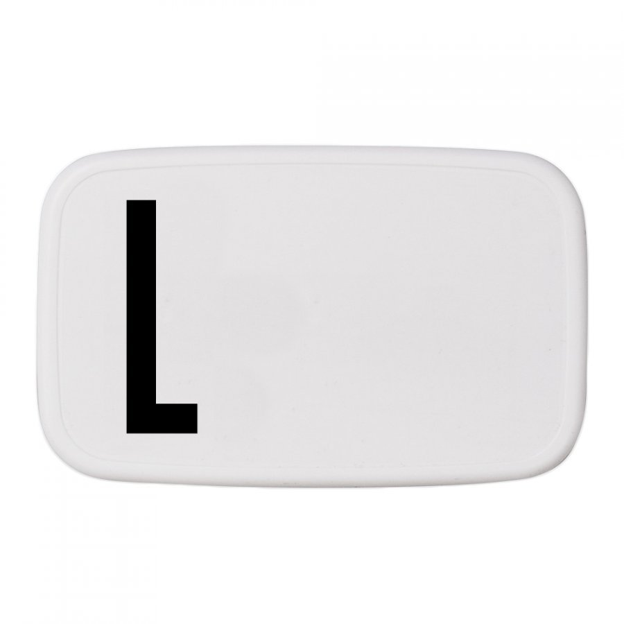 Design Letters Personal Lunch Box L Lounasrasia