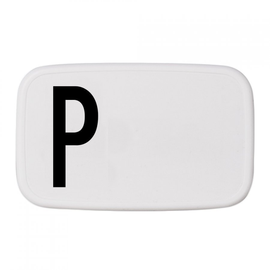 Design Letters Personal Lunch Box P Lounasrasia