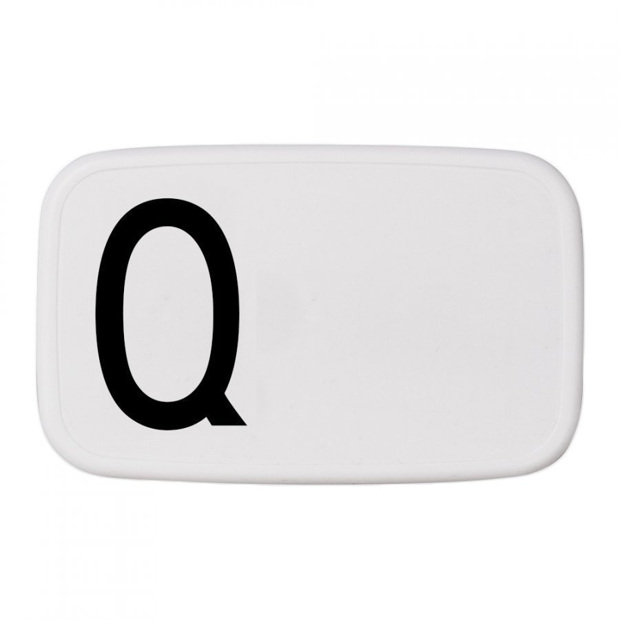 Design Letters Personal Lunch Box Q Lounasrasia