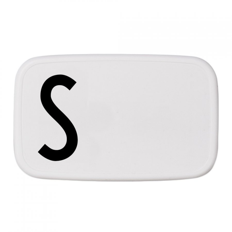 Design Letters Personal Lunch Box S Lounasrasia