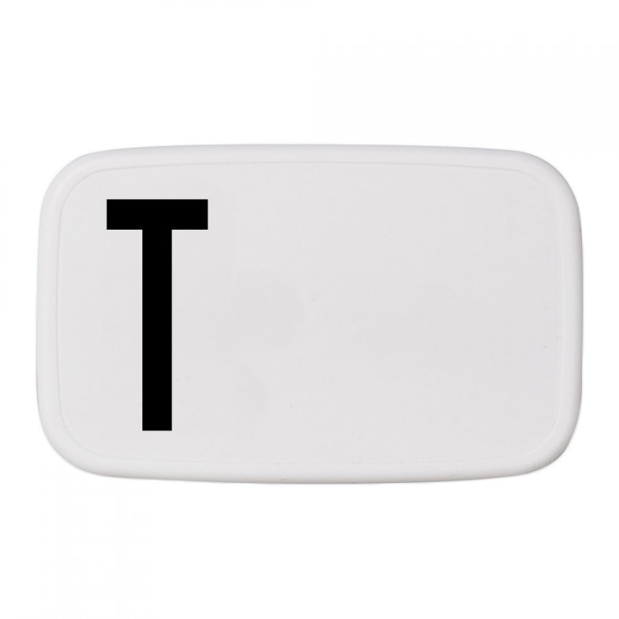 Design Letters Personal Lunch Box T Lounasrasia