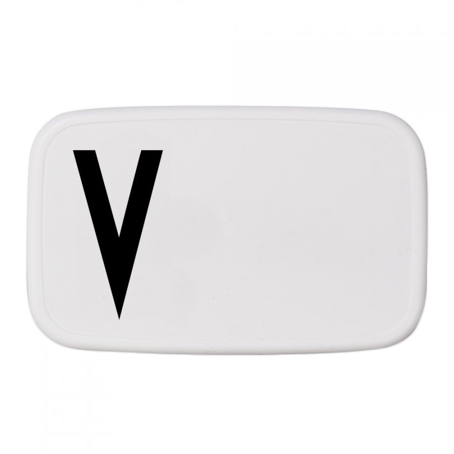 Design Letters Personal Lunch Box V Lounasrasia
