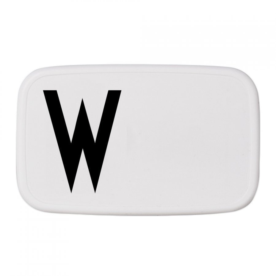 Design Letters Personal Lunch Box W Lounasrasia