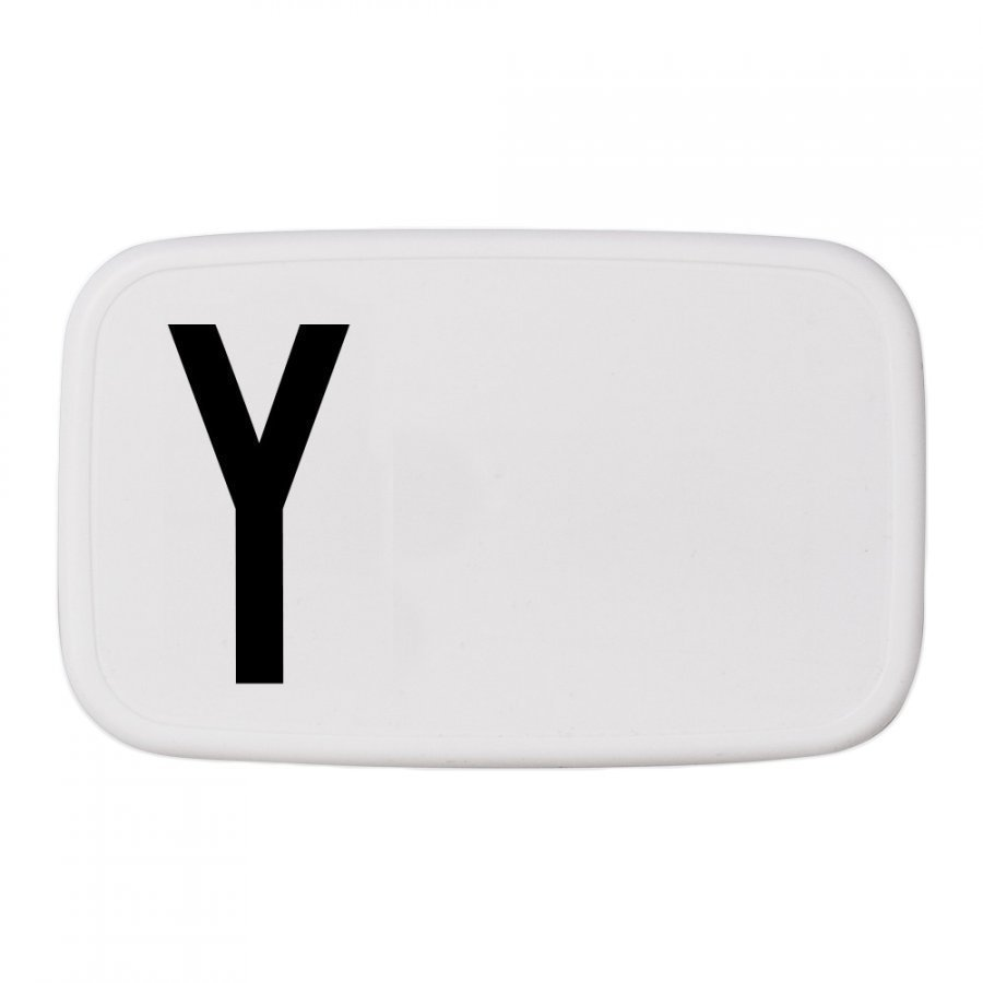 Design Letters Personal Lunch Box Y Lounasrasia