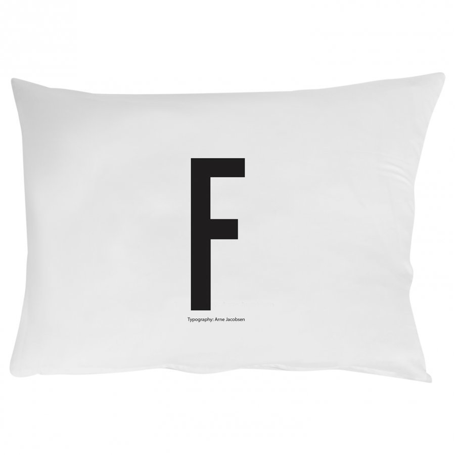 Design Letters Pillowcase F 70 X 50 Cm Pussilakanasetti