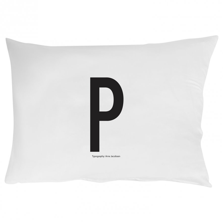 Design Letters Pillowcase P 70 X 50 Cm Pussilakanasetti