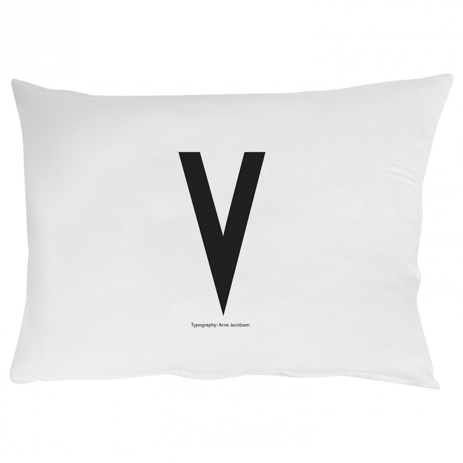 Design Letters Pillowcase V 70 X 50 Cm Tyynyliina