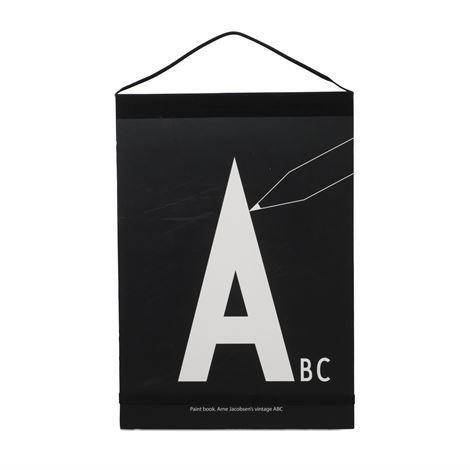 Design Letters Värityskirja Kirjaimet