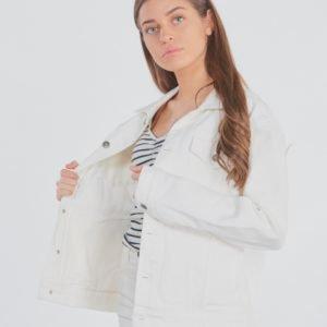 Designers Remix Girls Bellis Jacket Takki Valkoinen