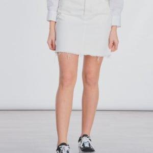 Designers Remix Girls Bellis Skirt Hame Valkoinen