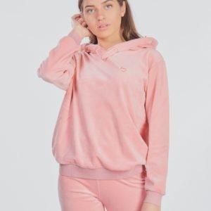 Designers Remix Girls Frances Hoodie Huppari Vaaleanpunainen